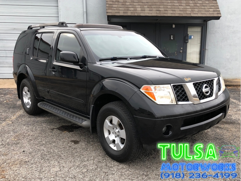 Nissan Pathfinder 2007 price $3,495