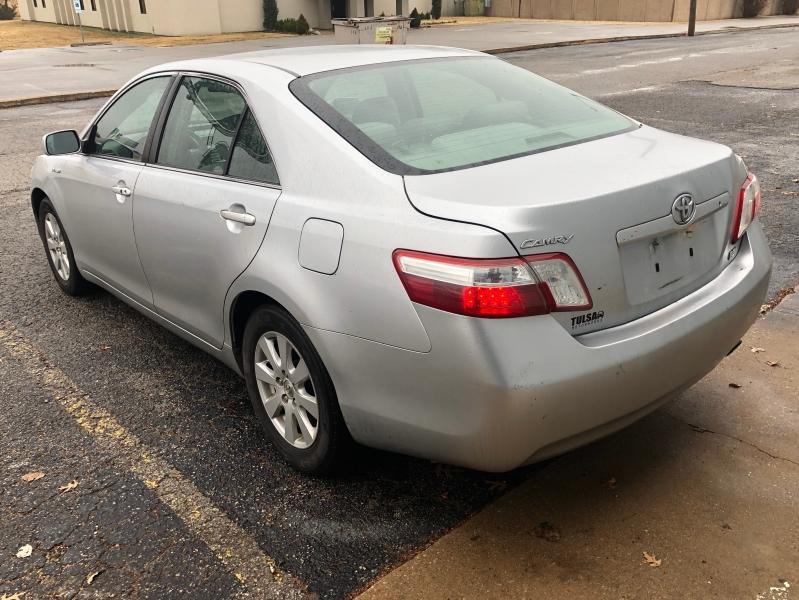 Toyota Camry Hybrid 2007 price $3,995