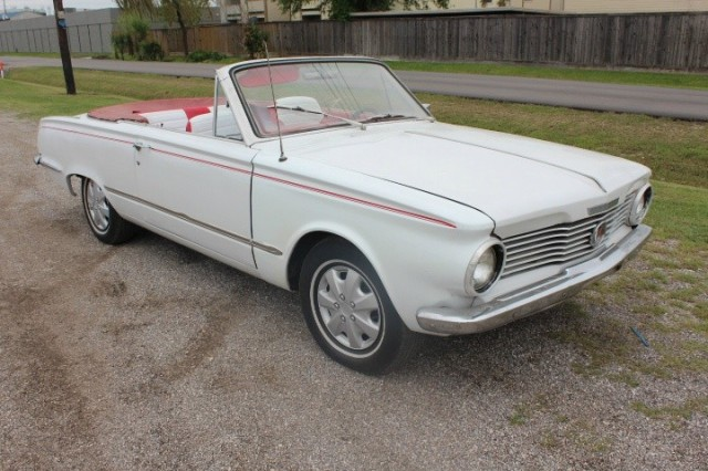 1963 Plymouth Valiant
