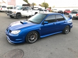 SUBARU WRX STI 94K NEW FACTORY ENGINE WITH WARRANTY 2006