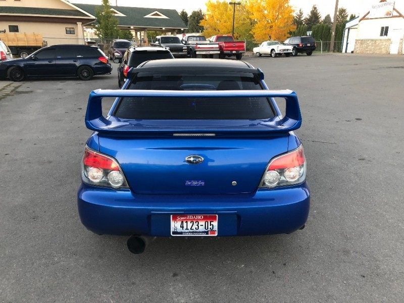 SUBARU WRX STI 94K NEW FACTORY ENGINE WITH WARRANTY 2006 price $22,500
