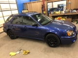 SUBARU IMPREZA WAGON TS 5SPD NEW CLUTCH,HEAD GASKETS, TIMING BELT 2004