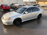 SUBARU LEGACY GT LIMITED 50K ON ENGINE NEW TURBO AND TIMING BELT 2005