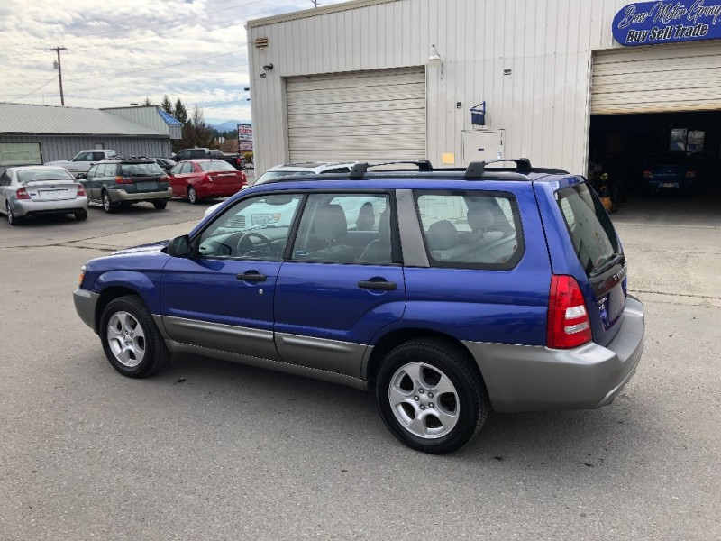 SUBARU FORESTER XS 5SPD MANUAL NEW HEADGASKETS AND TIMING BELT 2004 price $4,700
