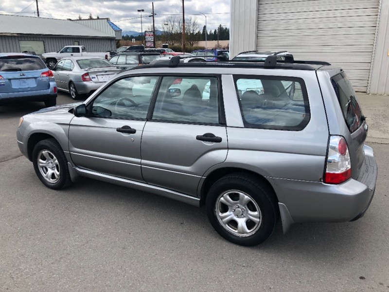 SUBARU FORESTER ONE ONWER! NEW TIMING BELT AND HEAD GASKETS 2007 price NICE CAR!