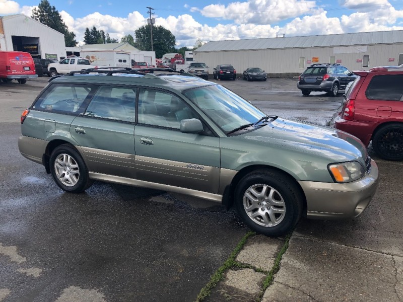 SUBARU OUTBACK WAGON LIMITED LEATHER LOADED & CHEAP!! 2004 price $2,700