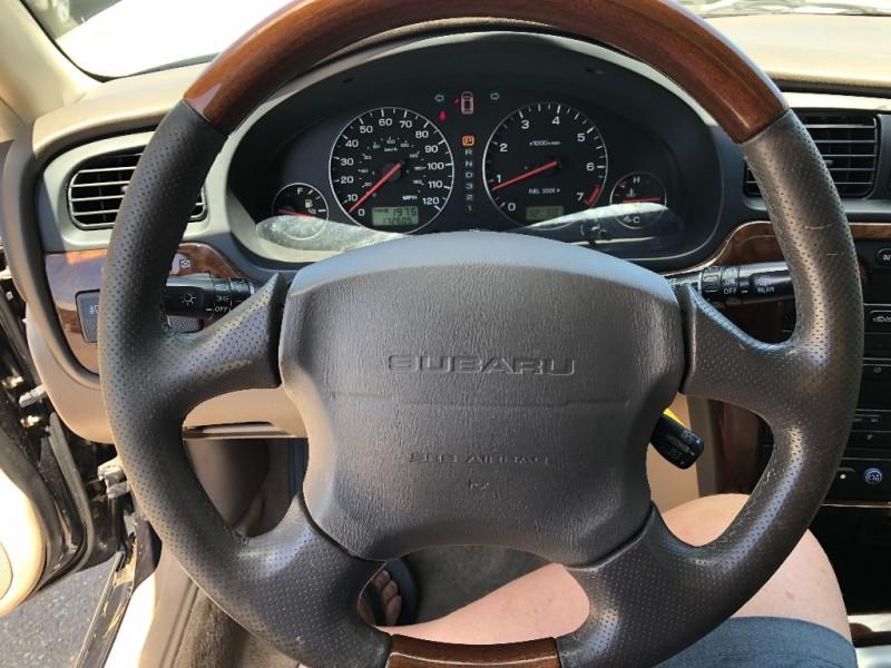 SUBARU OUTBACK WAGON LIMITED L.L. BEAN H6 NICE 2004 price $4,700
