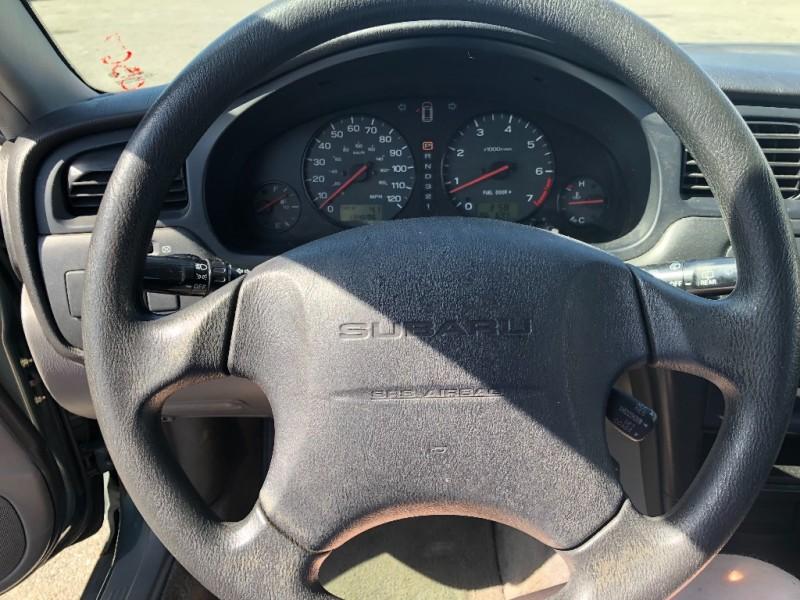 Subaru Legacy Wagon 2001 price $3,300