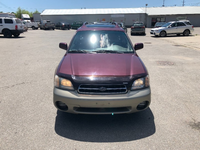 SUBARU OUTBACK WAGON LIMITED LEATHER LOADED NEW TIRES 2001 price PERFECT!