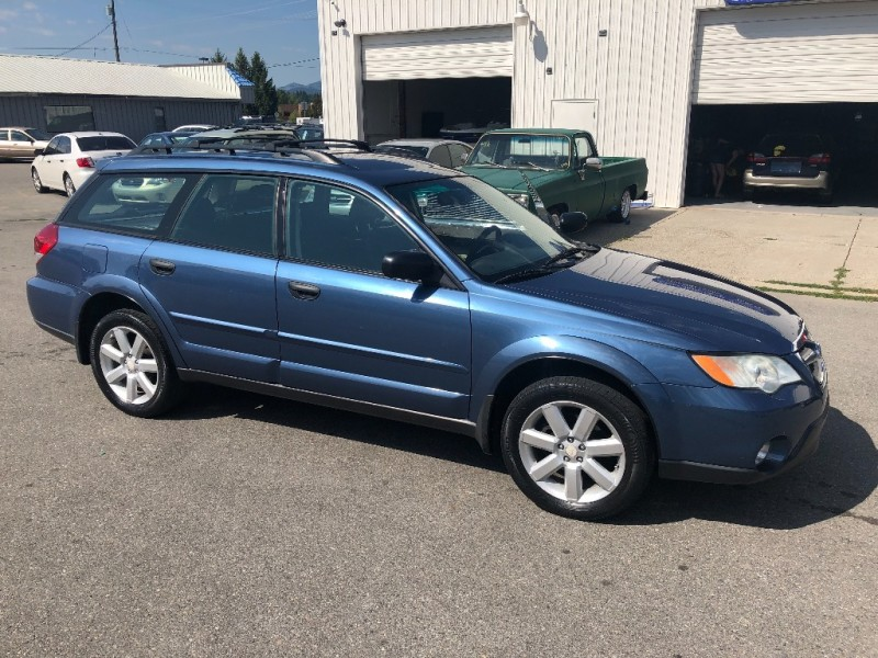 SUBARU OUTBACK WAGON 1 OWNER NEW TIMING BELT & HEAD GASKETS 2008 price $5,300