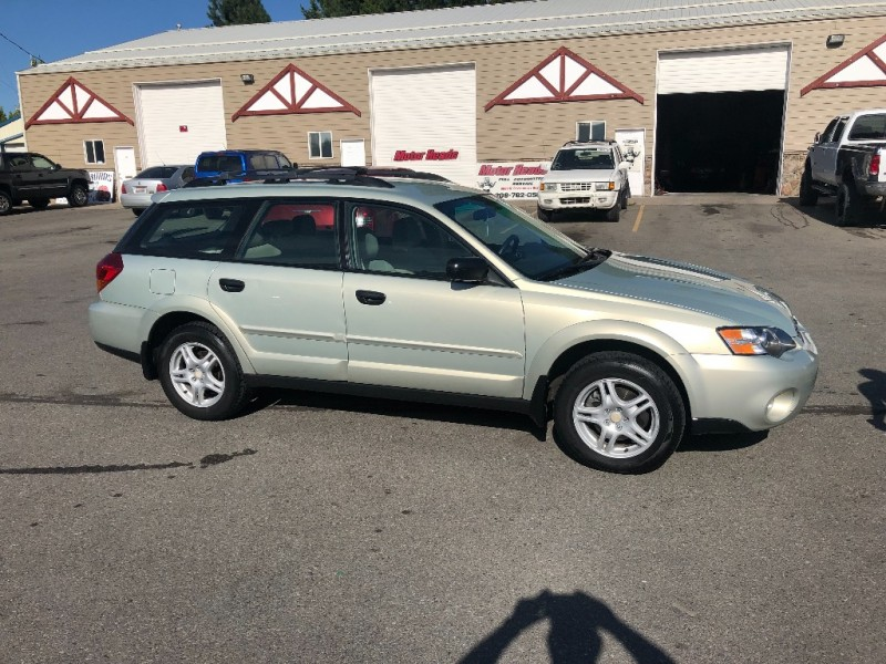 SUBARU OUTBACK WAGON GOOD HEAD GASKETS AND NEW TIMING BELT 2005 price $5,400