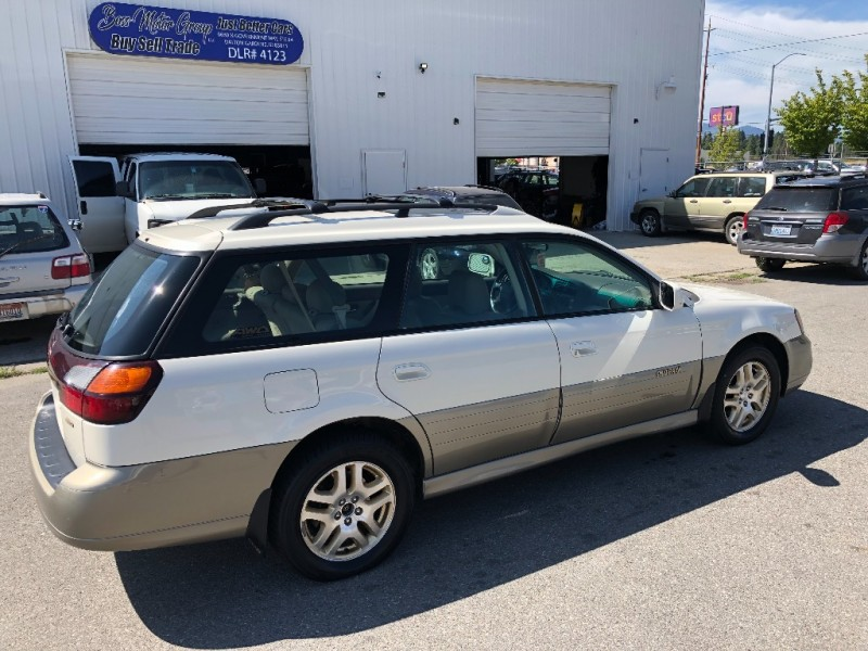 SUBARU OUTBACK LIMITED 136K 1 OWNER 2002 price $4,800