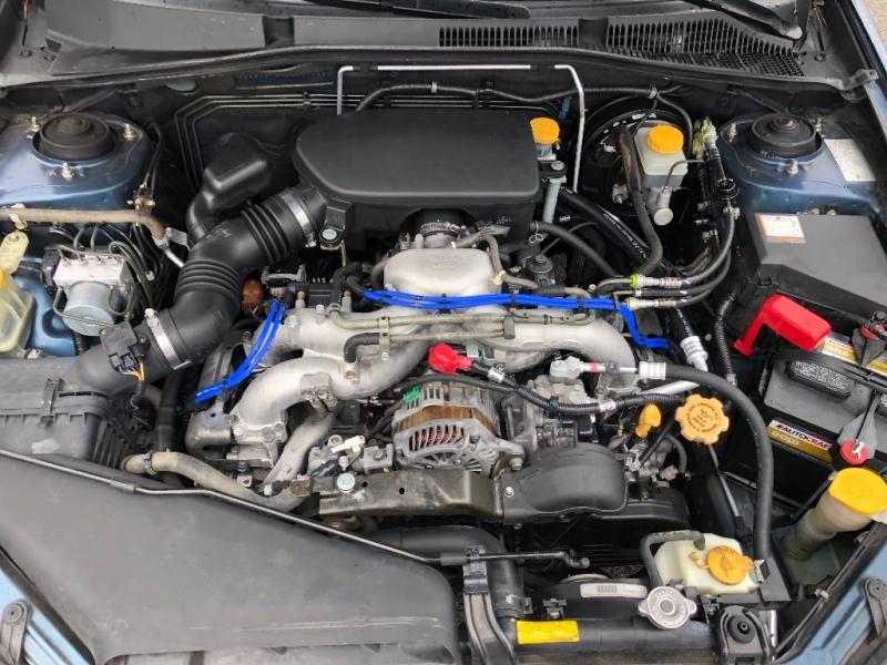 SUBARU OUTBACK WAGON 5SPD 125K NEW HEAD GASKETS 2005 price $4,300