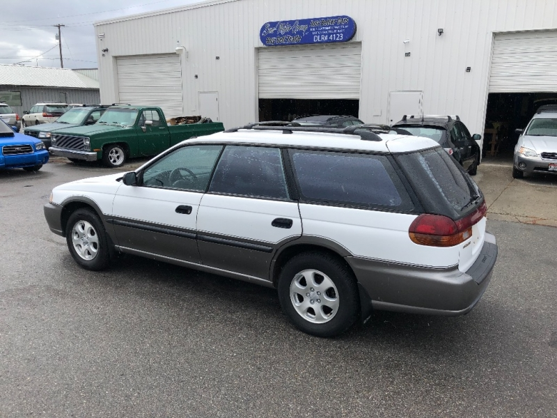 SUBARU OUTBACK WAGON 95K NEW HEAD GASKETS AND TIMING BELT 1998 price $4,300