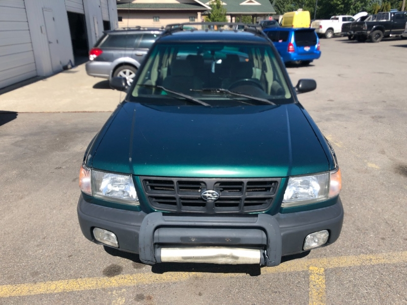 Subaru Forester 1998 price $1,000