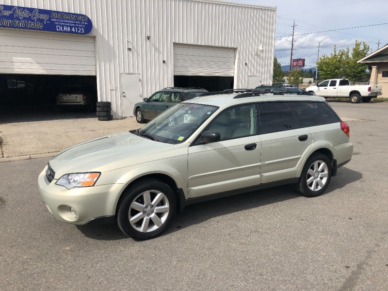 SUBARU OUTBACK WAGON LIMITED 126K NEW HEADS AND TIMING BELT! 2006 price $6,300