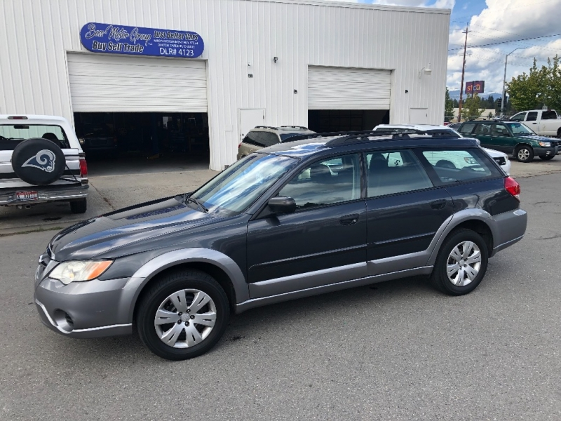 SUBARU OUTBACK WAGON 5SPD 109K NEW HEAD GASKETS & TIMING BELT 2009 price 5SPD MANUAL