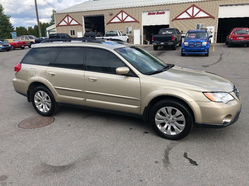 SUBARU OUTBACK WAGON L.L. BEAN LEATHER LOADED,NAVI, NEW TIMING BELT&GASKETS 2008 price $8,200