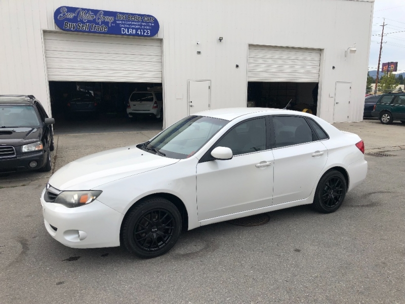 SUBARU IMPREZA SEDAN FRESH TIMING BELT! NEW RIMS&TIRES 2011 price $6,500