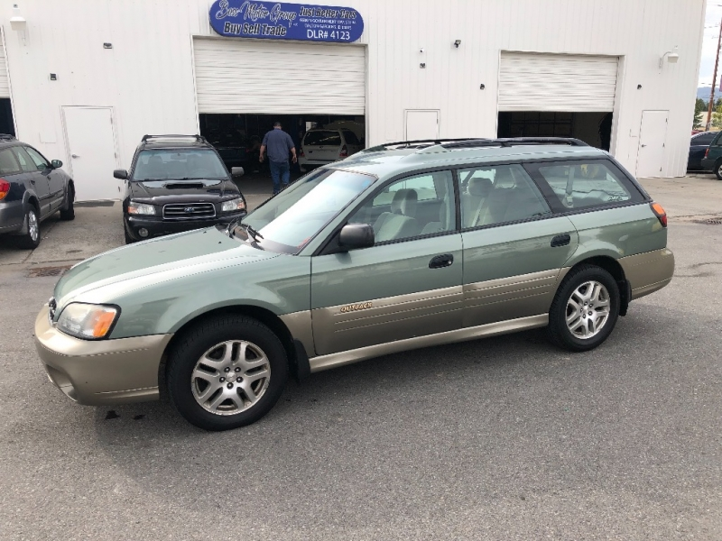 SUBARU OUTBACK WAGON NEWER TIMING BELT AND HEAD GASKETS 2003 price $3,700