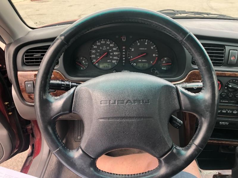 SUBARU LEGACY GT SEDAN NEW HEAD GASKETS & TIMING BELT 2002 price $3,300