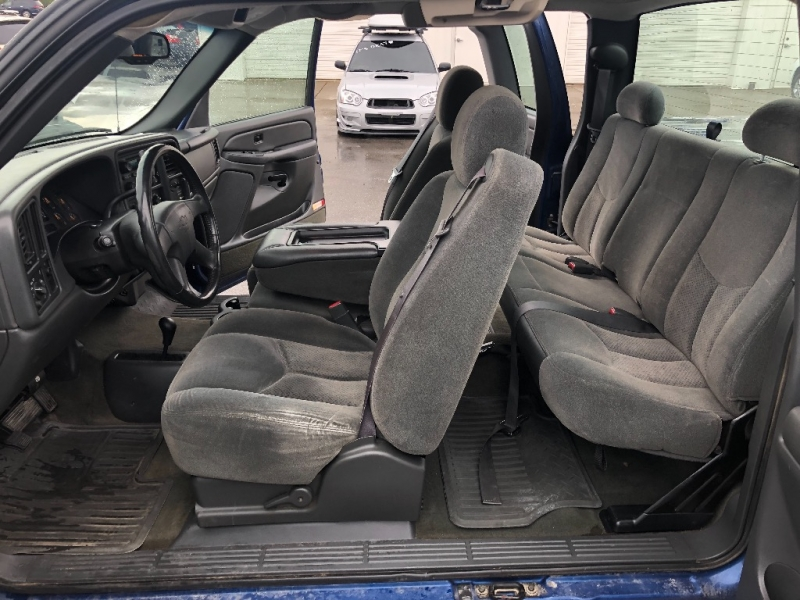Chevrolet Silverado 1500 2004 price $6,300