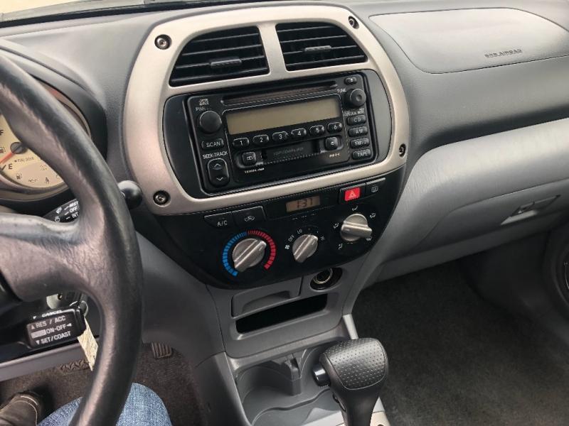 Toyota RAV4 AWD 131K 2002 price $4,900