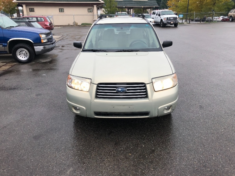 SUBARU FORESTER 5SPD NEW ENGINE AND HEAD GASKETS TIMING BELT 2006 price $3,700