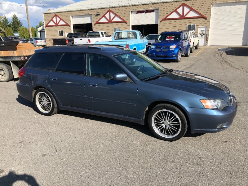 SUBARU LEGACY WAGON 5SPD NEW HEAD GASKETS,CLUTCH,TIMING BELT 2005 price $5,300