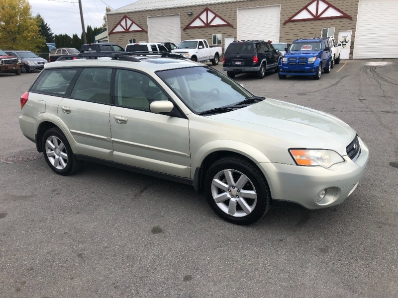 SUBARU OUTBACK WAGON LIMITED NEW TIMING BELT & HEAD GASKETS 2007 price $6,700