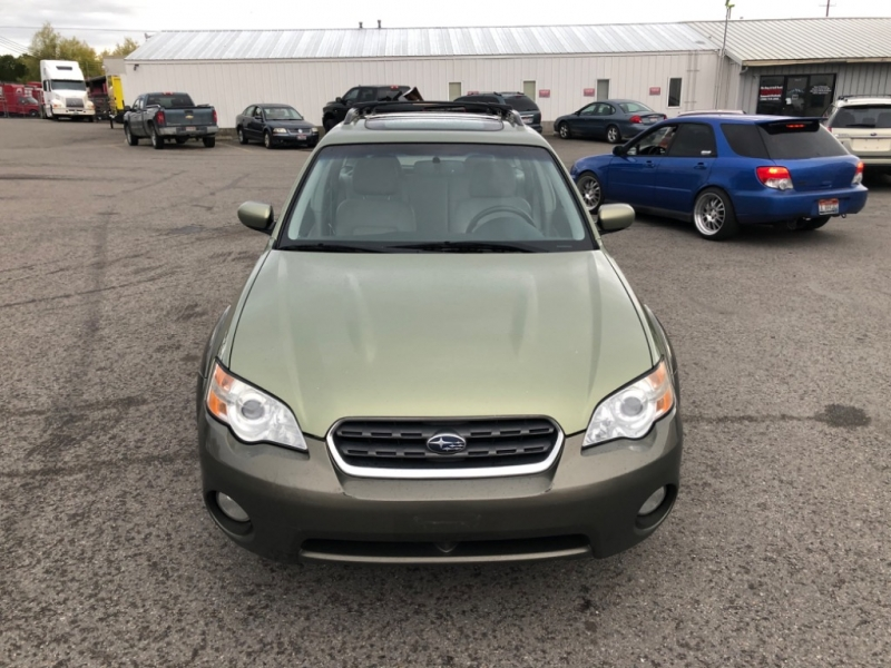 SUBARU OUTBACK LIMITED 5spd 117k NEW TIMING BELT & HEADS GASKETS 2006 price $7,700