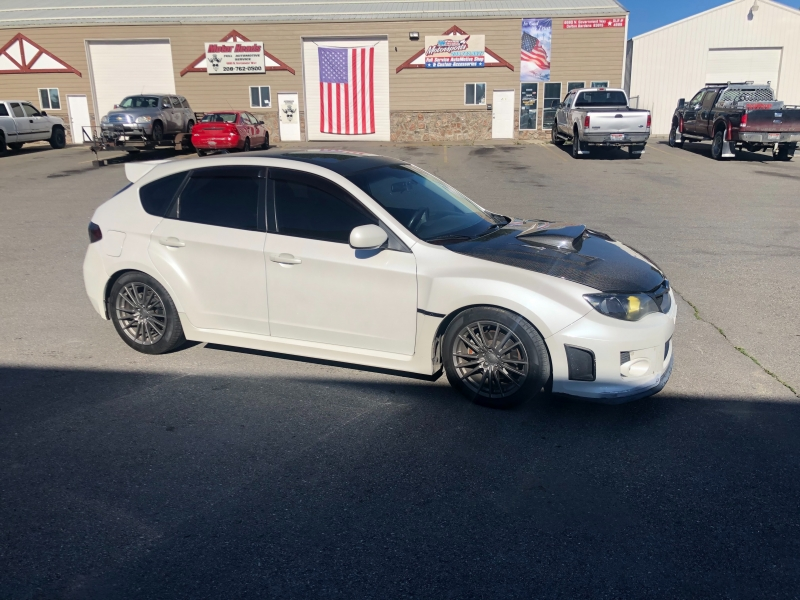 SUBARU IMPREZA WRX WAGON 304hp 347tq at the wheels dyne proven! 2011 price $12,700