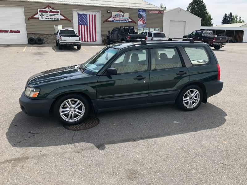 SUBARU FORESTER LOWERED FRESH TIMING BELT & HEAD GASKETS 2005 price $3,400