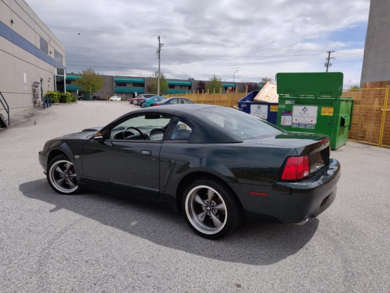 Ford Mustang 2001 price $8,495