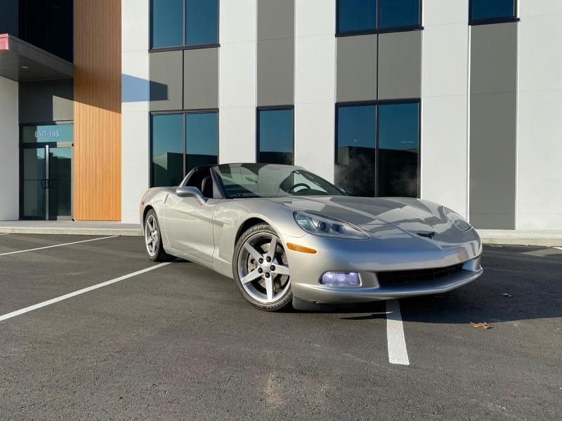 Chevrolet Corvette 2005 price $21,495