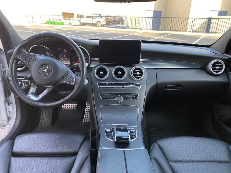 Mercedes-Benz C-Class 2015 price $25,495