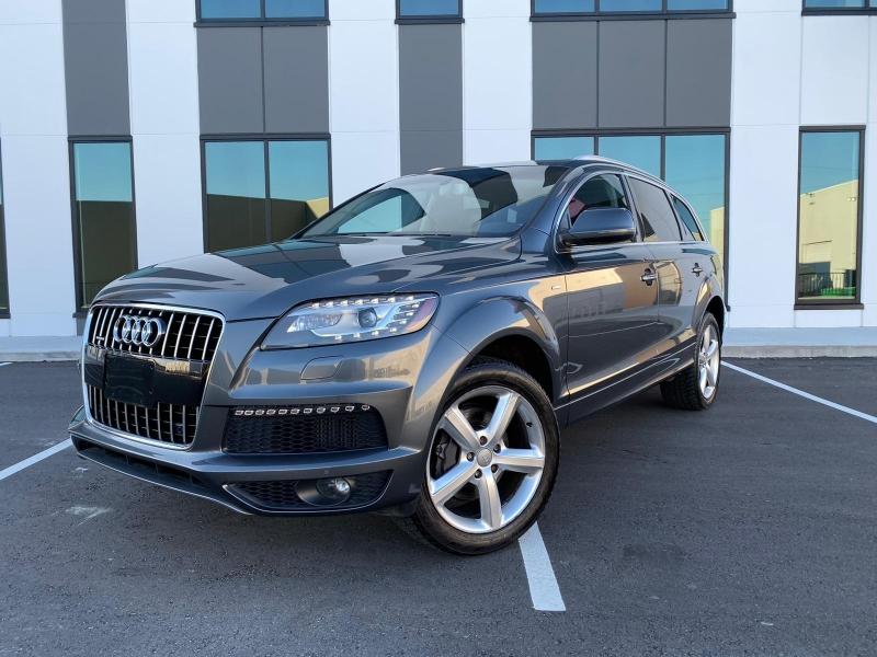 Audi Q7 2011 price $15,499