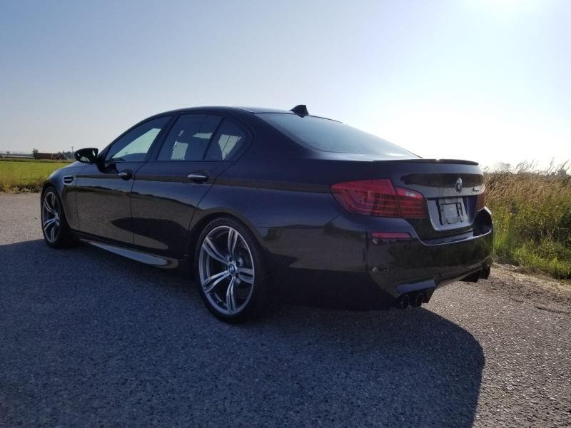 BMW M5 2014 price $31,999