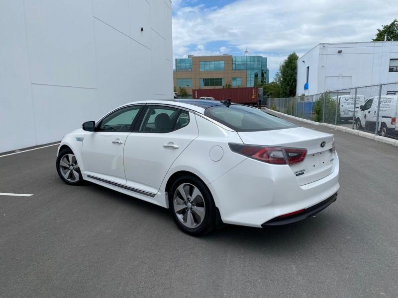 Kia Optima Hybrid 2014 price $13,495