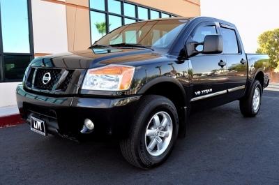 Nissan Titan Pro 4X 2009