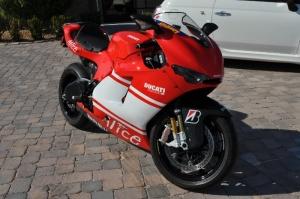 Ducati Desmosedici RR 2008