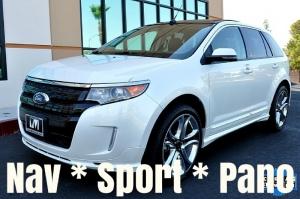 Ford Edge Sport 2014