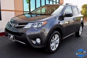 Toyota RAV4 - AWD Limited - Navigation 2015