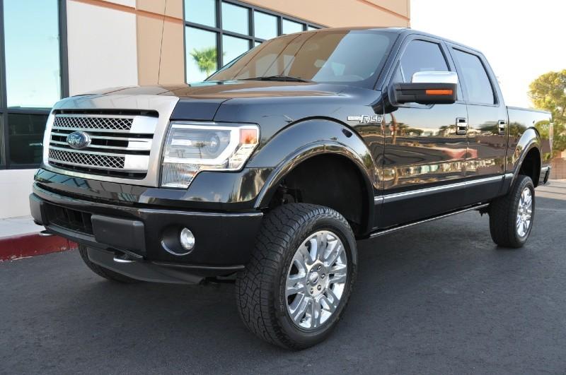2014 Ford F150 Platinum 4x4