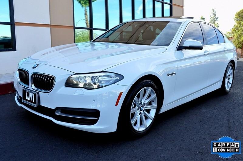 2014 BMW 535d - Diesel - Navigation
