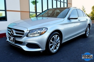 Mercedes-Benz C300 All Wheel Drive - Navigation 2015