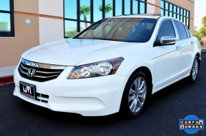 Honda Accord EX-L Sedan 2012