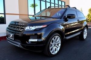 Land Rover Evoque Pure Premium 2012