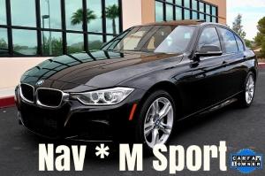 BMW 335i M Sport - Navigation 2014