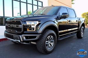 Ford F-150 Raptor 4WD SuperCrew 2017
